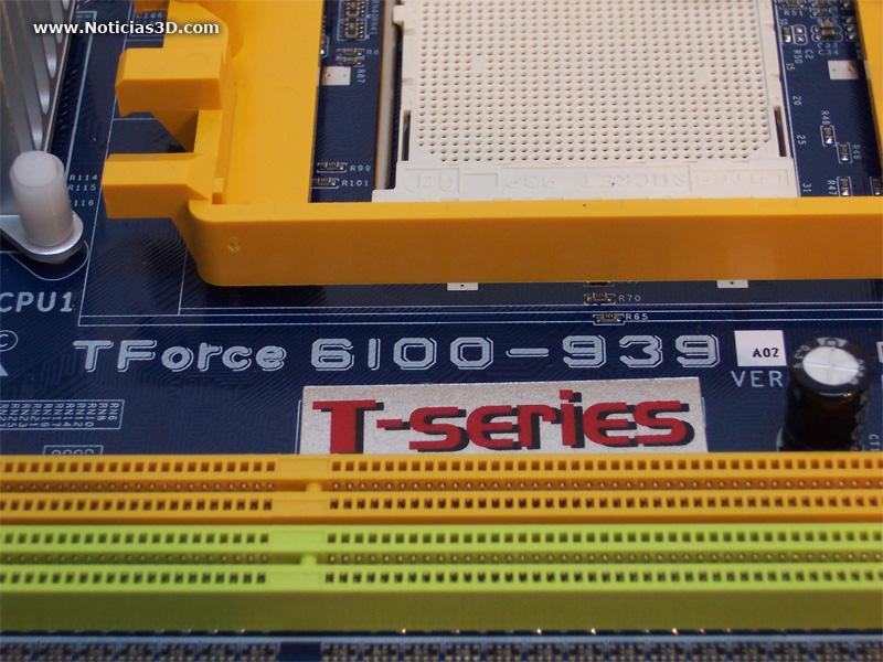 Noticias3D - Articulo: Biostar TForce 6100 - 939