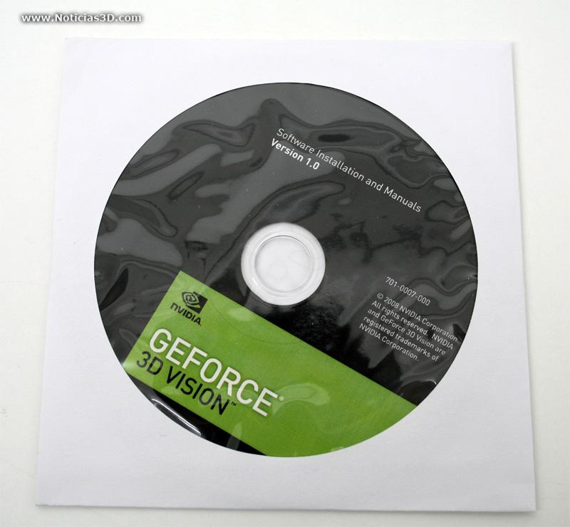 nvidia 3d vision 2 manual