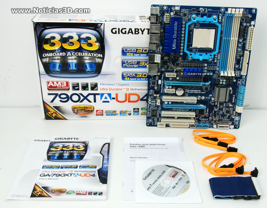 gigabyte ga 790xta ud4 manual
