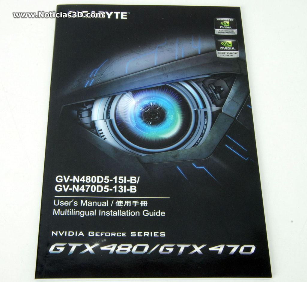 Gtx 470 Manual