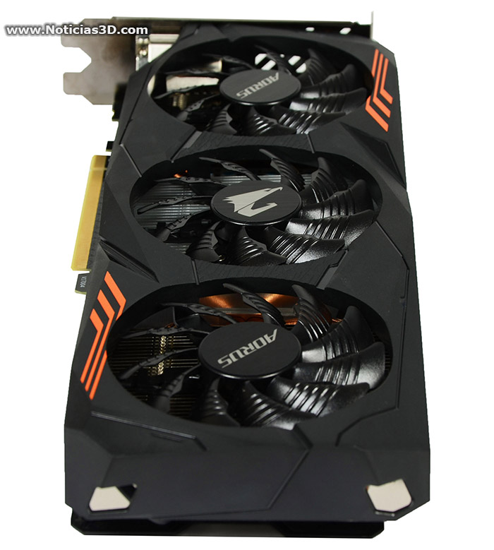 AORUS GeForce GTX 1060 6G 9Gbps