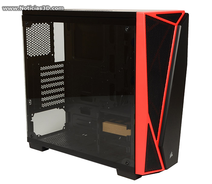 Corsair Carbide Spec 04 tempered glass