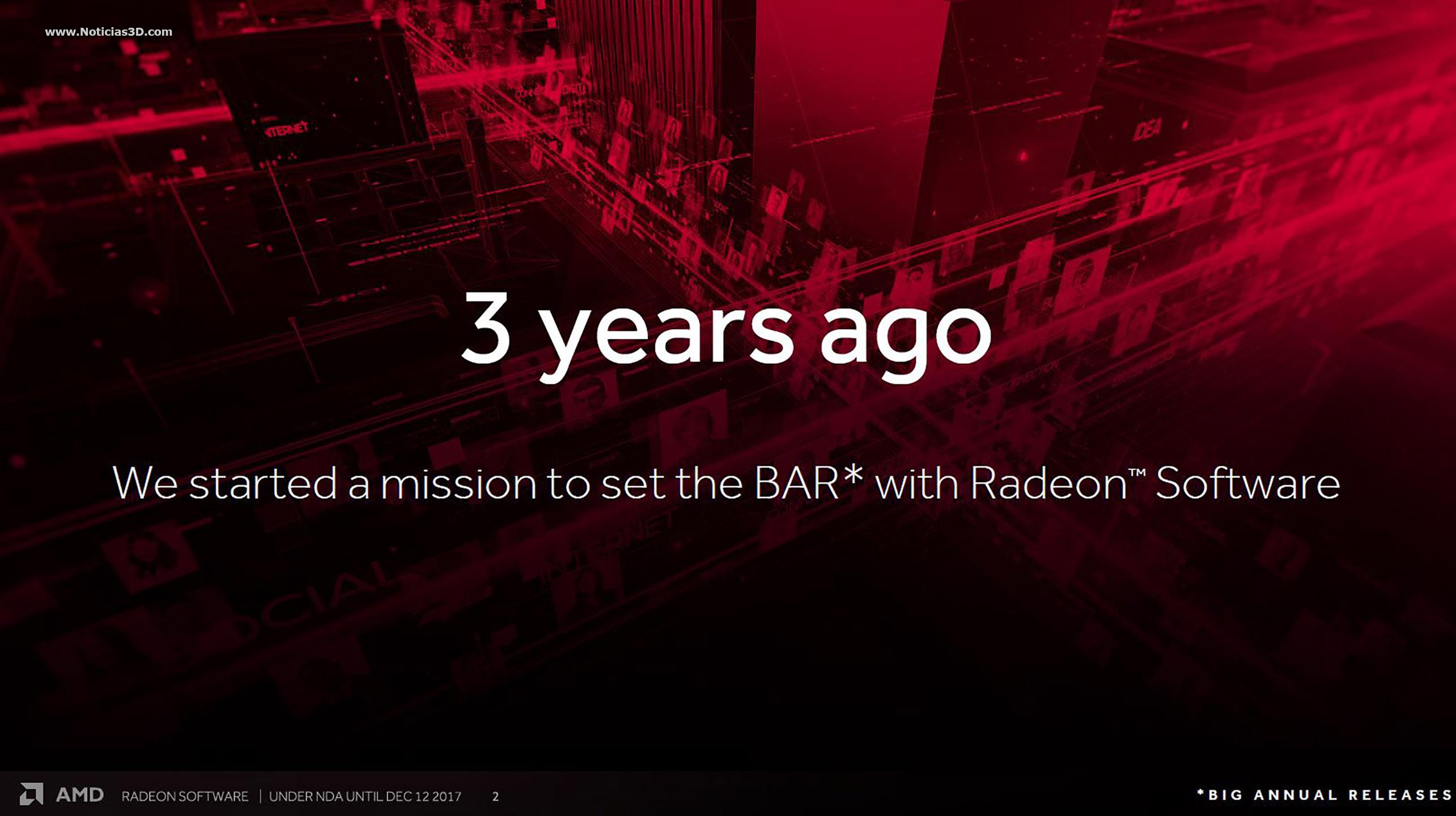 AMD Radeon Software Adrenalin Edition: drivers vitaminados