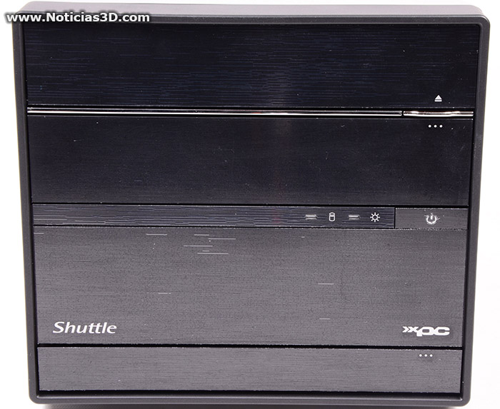 Shuttle XPC SH370R6 PLUS