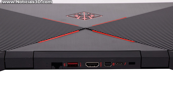 HP Omen 15 DC 1000NS