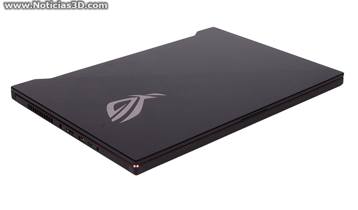 ASUS ROG Zephyrus S GX701GWR
