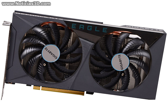 GIGABYTE GeForce RTX 3060 Eagle 12G