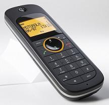 Nuevos teléfonos inalámbricos de Motorola