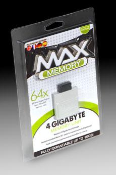 tarjetas de memoria xbox