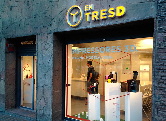 entresD tienda impresión 3D