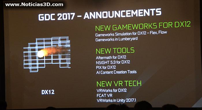 Actualizada: NVIDIA anuncia la GEFORCE GTX 1080 TI en San