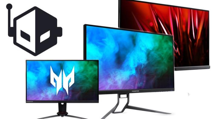 Acer anuncia un monitor 4K UHD para gaming con HDMI 2.1